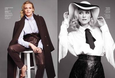 Instyle Magazine US - Diane Kruger