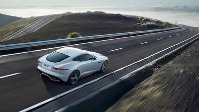 MARC TRAUTMANN : Jaguar F-Type Coupé