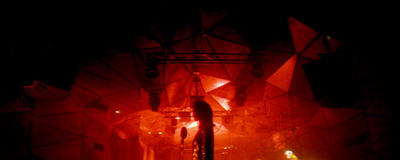 DAMIEN KRISL : Singer Victoria Song for VOGUE China