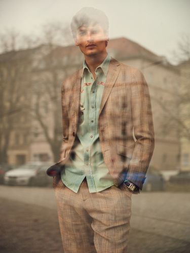 BLINK IMAGING: MAX VON TREU for MR. ICON