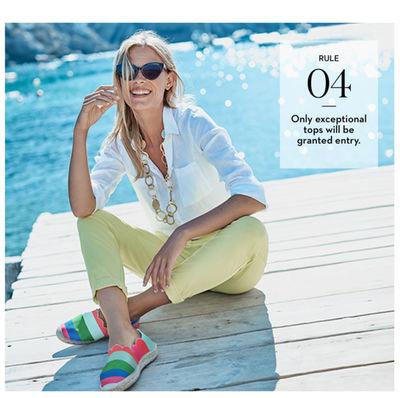 ALYSSA PIZER MANAGEMENT: Colette de Barros for Boden Spring '18