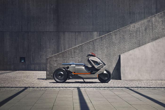 "RECOM : BMW Concept Bike ""Link"" - Stills"