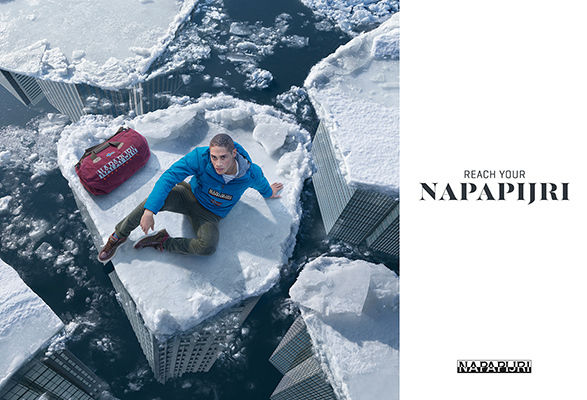 CLAAS CROPP CREATIVE PRODUCTIONS for Napapijri