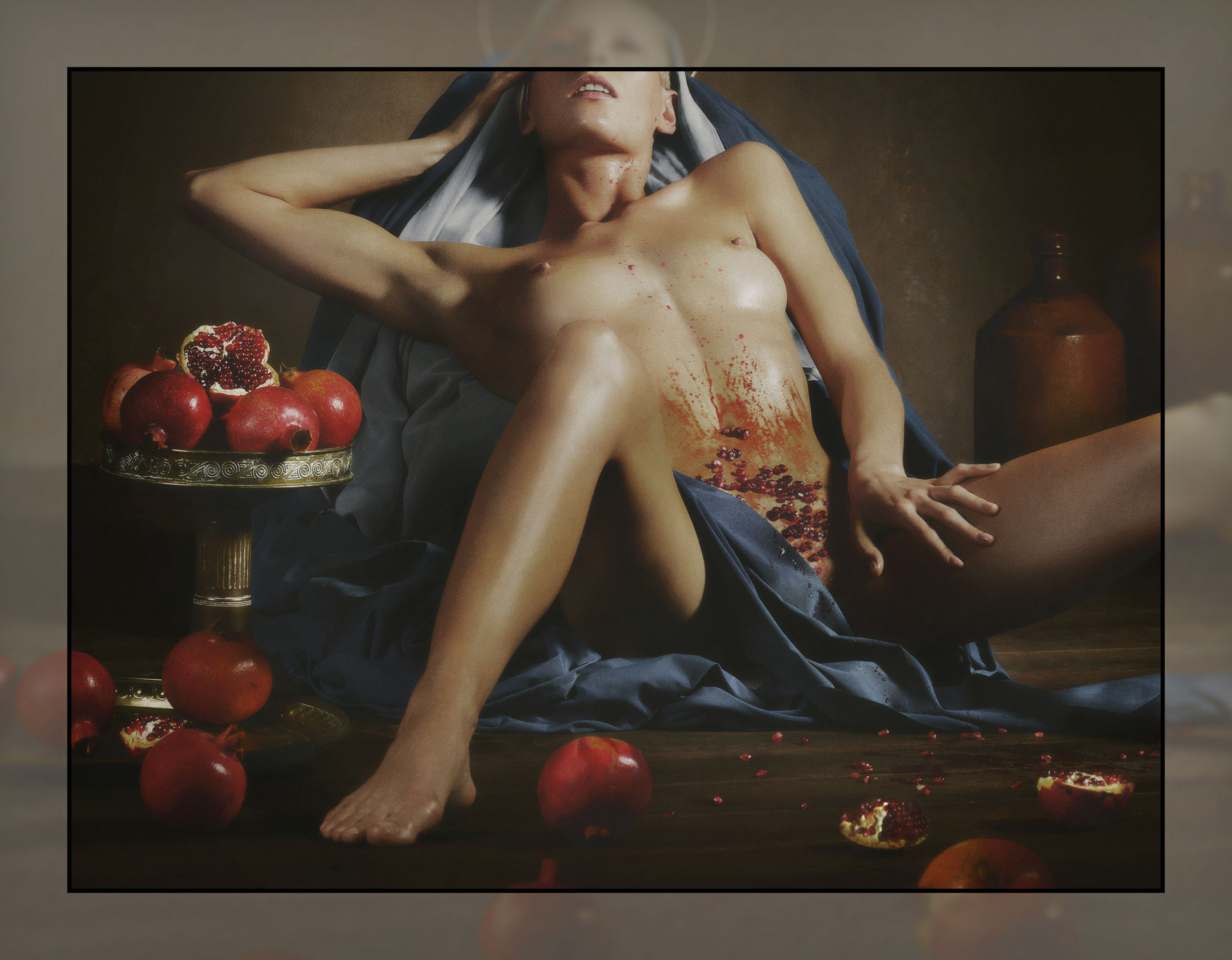 Yoram Roth presents Personal Disclosure at CWC GALLERY