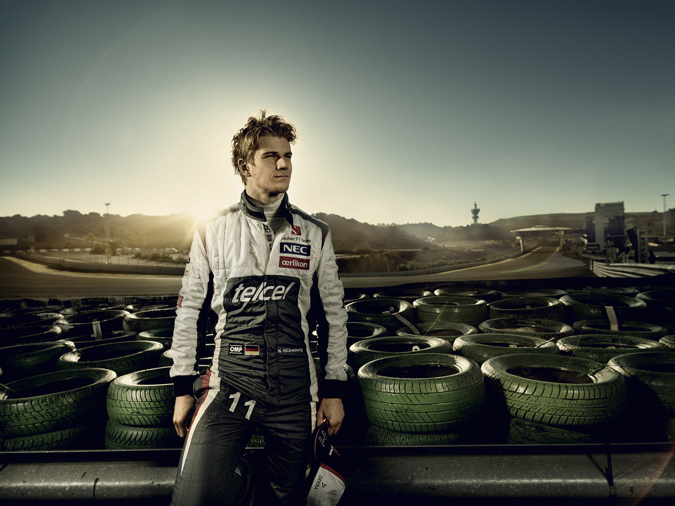 NICO HÜLKENBERG FOR GQ GERMANY BY ANKE LUCKMANN
