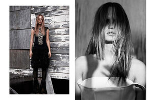 BIGOUDI : SINA Velke for FASHION GONE ROGUE