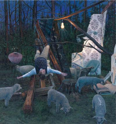 BRIDGEMAN ART LIBRARY : Aris KALAIZIS