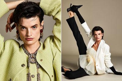 NINA KLEIN, Hair & Make Up: Bianca Hartkopf, Klaas Jan Kliphuis, Instyle