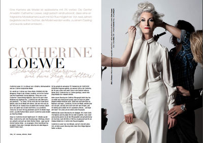 PETRA WIEBE for RTL2 & COCOON MAGAZINE