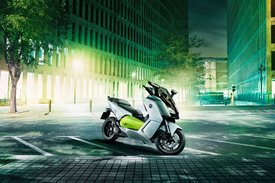 BMW C EVOLUTION BY THOMAS STROGALSKI
