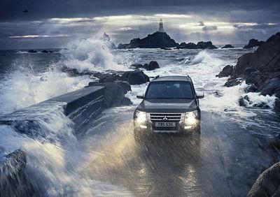 Finding Epic - Mitsubishi 'Welcome to Shogun Territory' campaign