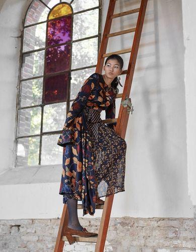 LIGANORD ARTIST RICARDA VENJACOB / STYLING - FRANKIE + CLO