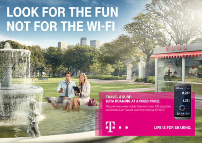 FIRST PRODUCTIONS for DEUTSCHE TELEKOM