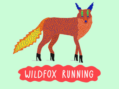 WILDFOX RUNNING: Stefan Mosebach withe free work