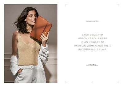 UTMON ES POUR PARIS CAMPAIGN BY WINTELER PRODUCTION