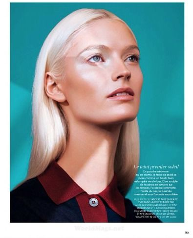 MD MANAGEMENT: Helena Greyhorse for Marie Claire France