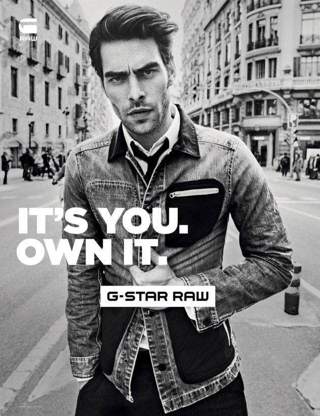 PIERCEANDPIERCEPRODUCTIONS for G-STAR RAW