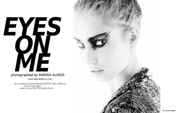 SUZANA SANTALAB for C-HEADS Magazine