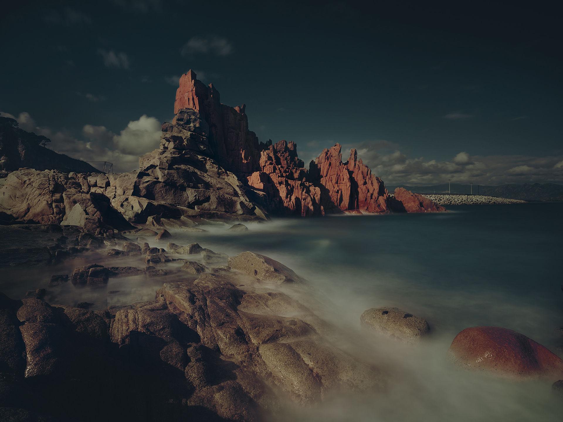 Freie Arbeit - Landscape