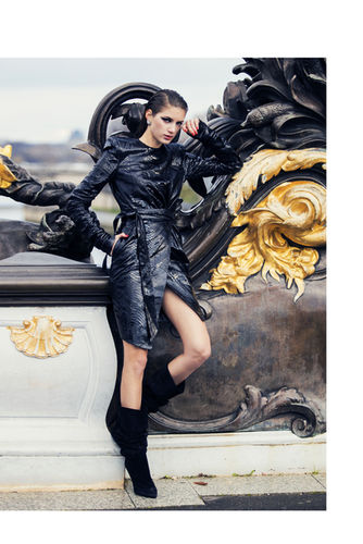 Numéro Paris by David Bellemere, finishing by one hundred berlin
