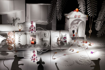 Christmas Fairy Tale – Paper Art for Brigitte Magazine