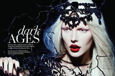 FASHION MAGAZINE - October Issue 2012