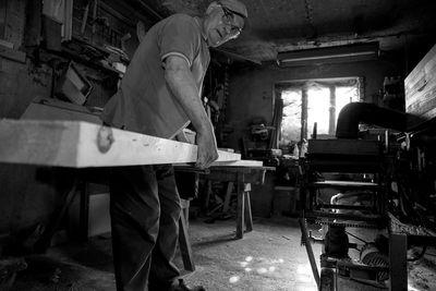 Zanis – the carpenter