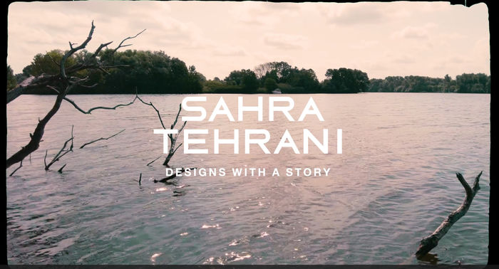PHILIPP RATHMER for Sahra Tehrani
