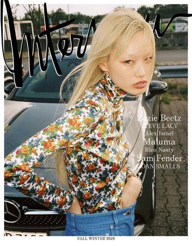 STINK; Vitali Gelwich; for Interview Magazine