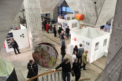 WORMLAND ART COLLECTION meets C.A.R. - Medienkunstmesse 2012
