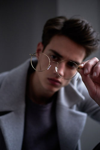 STUDIO JULIEN BARBÈS - VIU Eyewear Editorial