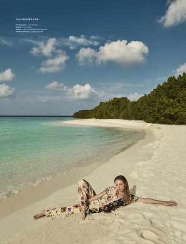 Carsten Richert for Harpers Bazaar