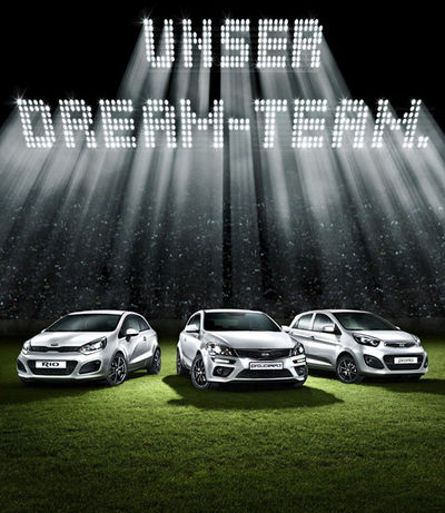 MARCUS PHILIPP SAUER for KIA