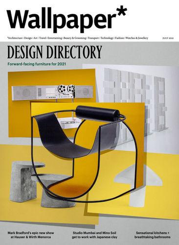 KLAUS STIEGEMEYER: Studio Likeness für Wallpaper*