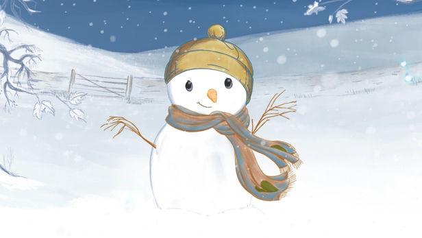RANKIN PHOTOGRAPHY LTD - THE VERY HOT SNOWMAN