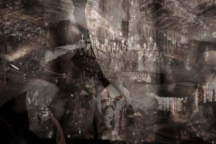 VISUAL ARTIST PHOTOGRAPHER ANJA ZANDER / HIDDEN PLACES NO.1