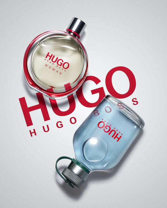 DANIEL LINDH - fragrance hugo still life