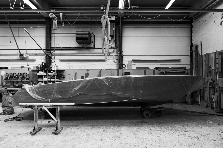 SCANDERBEG SAUER for Boesch Boats