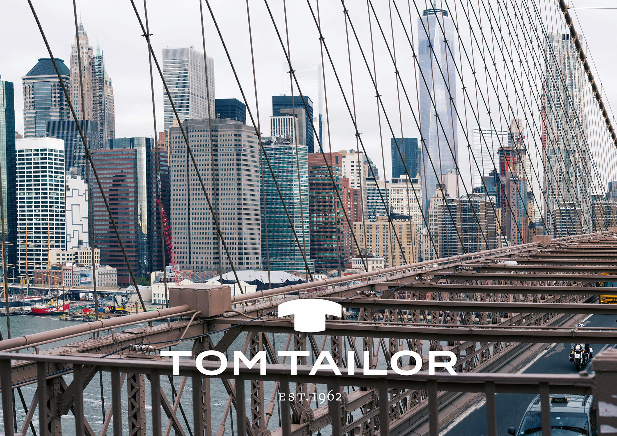 MAX VON TREU for TOM TAILOR