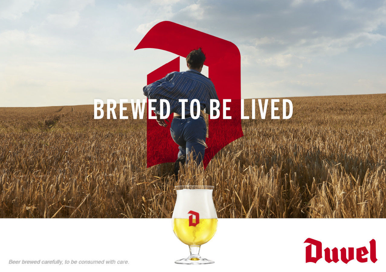 From beer style to lifestyle for Duvel by THE SATISFACTION