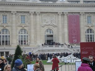 Grand Palais, Paris : Edward Hopper Exhibition (until 28. Januar 2013)