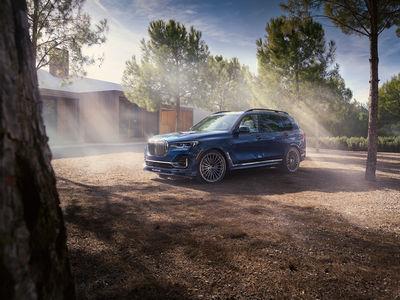 UPFRONT PHOTO & FILM GMBH: FREDERIC SCHLOSSER for BMW ALPINA