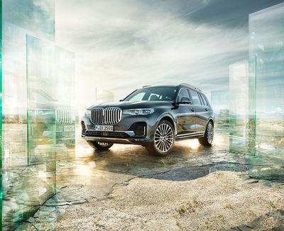 KELLY KELLERHOFF REPRESENTS! Andreas Hempel für BMW X7