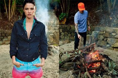 billabong summer 2010 campaign and film