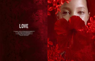 'Love' NATASSCHA GIRELLI for HOOLIGANS MAGAZINE