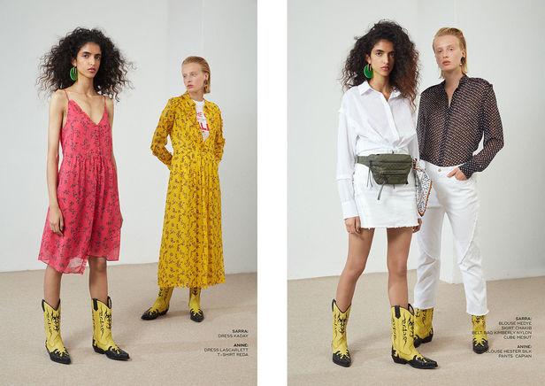 NINA KLEIN, Jessica Klimach, Carolin Jarchow, lala Berlin