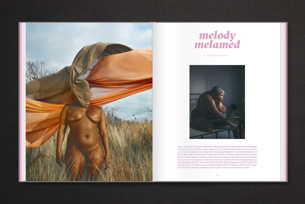 New Queer Photography NQP: Focus on the Margins - A collection of 52 photographers exploring gender, societal stigmas, and all the contradictions in between. Out Nov 2020.