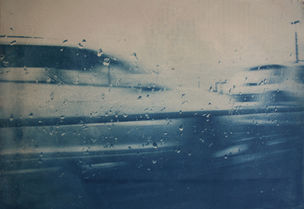 Hackelbury Gallery : Katia Liebman 'Journey // Dwellings'