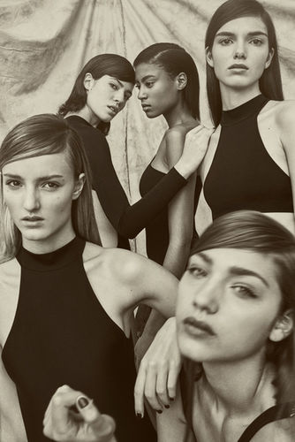 ALLSISTERS RESORT COLLECTION by HUNTER & GATTI