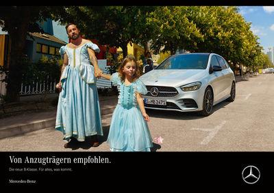 RECOM CGI : Mercedes-Benz B-Class
